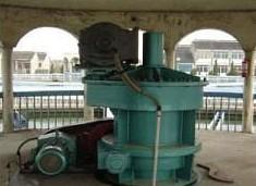 JJ、JG型机械加速澄清池搅拌机、刮泥机