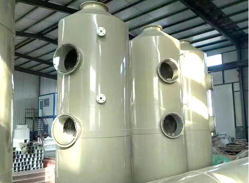水淋塔废气净化设备